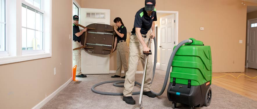 Laurel, MS residential restoration cleaning